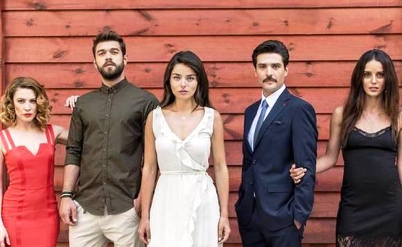 Мерием турски сериал